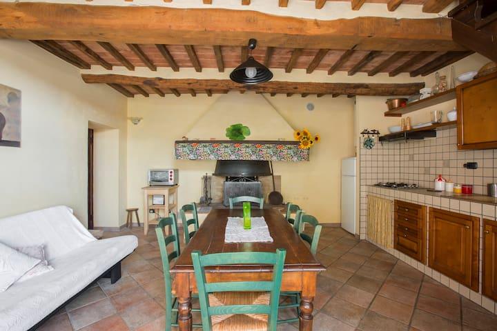 Toscana vacanze da sogno-Il Camino - Sovicille - Daire