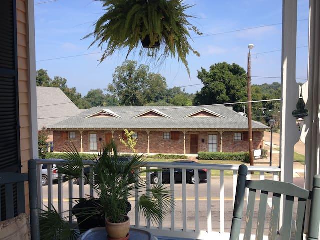 Coachman's Quarters - Vicksburg - Appartement