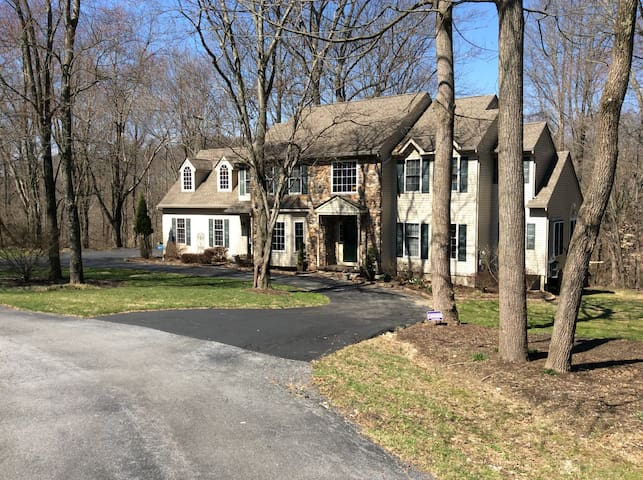 Spacious And Affordable  4BR home - East Fallowfield Township - Casa