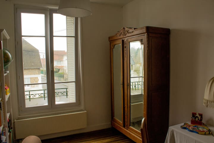 Une  chambre proche du centre ville. - Soissons - Huis