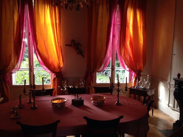Maison de maître dans le Perche - Longny-au-Perche