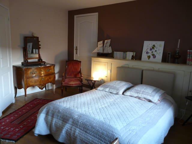 Chambre d'hôte dans une jolie magnanerie - Laudun-l'Ardoise - Gästehaus
