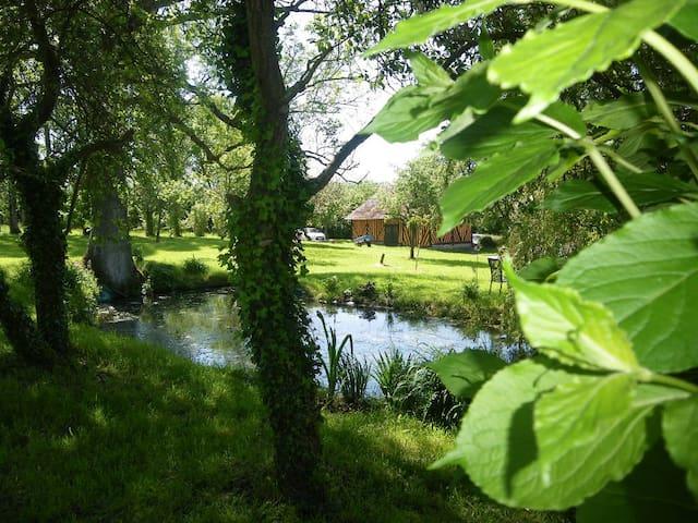 Gite de Charme dans le pays d'auge - Saint Georges en Auge - Ev