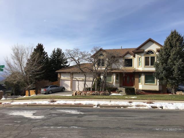 Rocky Mountain Luxury- Fraction Of The Price - Salt Lake City - Casa