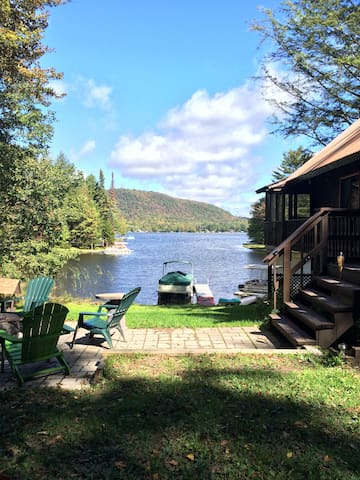 ADK Big House - Family & Nature - Old Forge - Ev