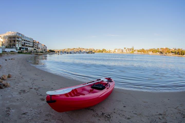 Luxury Resort Style Fremantle Apartment - North Fremantle - Leilighet