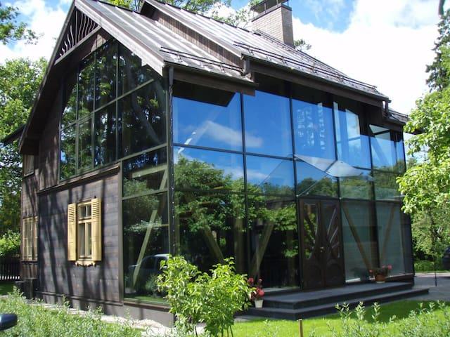 Design Family House Close to the Baltic Beach - Jūrmala - Casa