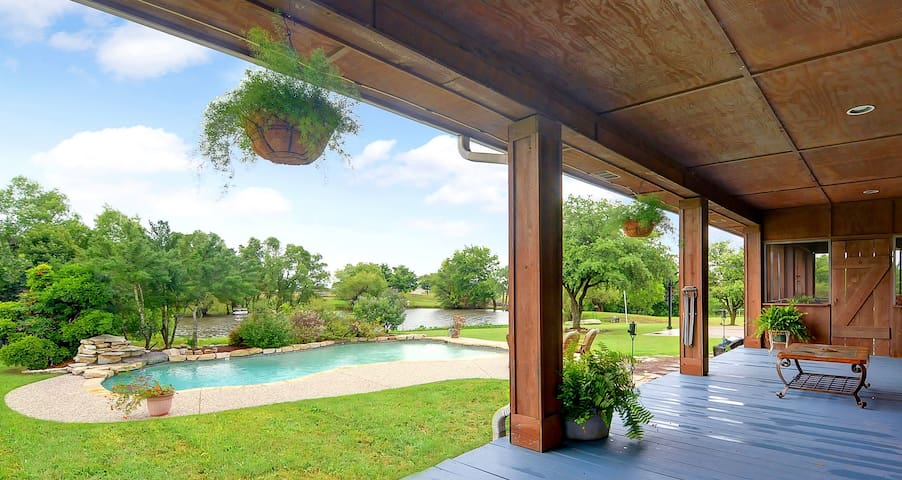 Picturesque, Peaceful Getaway - Rockwall - Casa