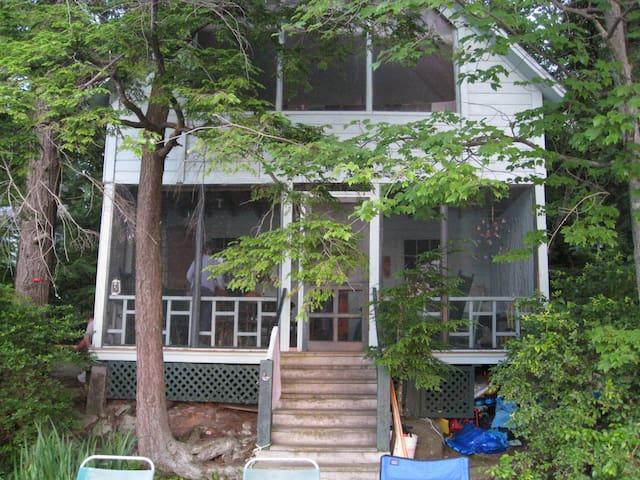 Our Cottage on Scenic Laurel Lake - Fitzwilliam - Casa de campo