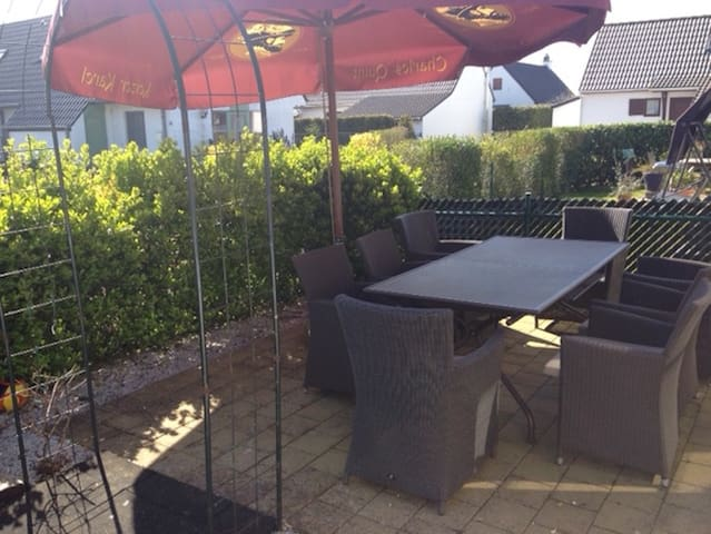 Charming cottage with parking - Nieuwpoort
