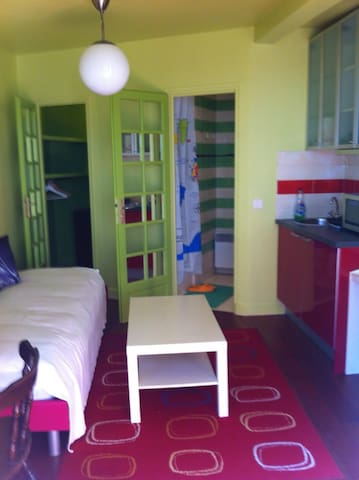 Charmant studio/loft à La défense! - Courbevoie - Loft