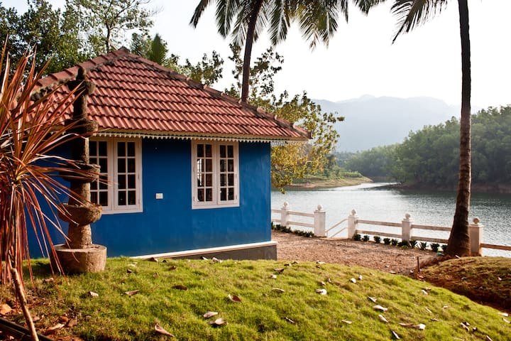 Aquarius Cottage - Kozhikode - Villa