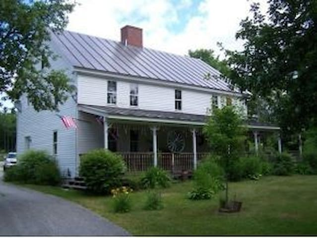 Country near Mount Sunapee! - Springfield - Huis