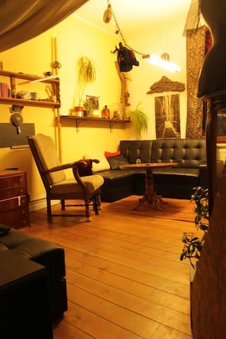 gemütliches Zimmer in der östlichen Altstadt - Rostock - 公寓