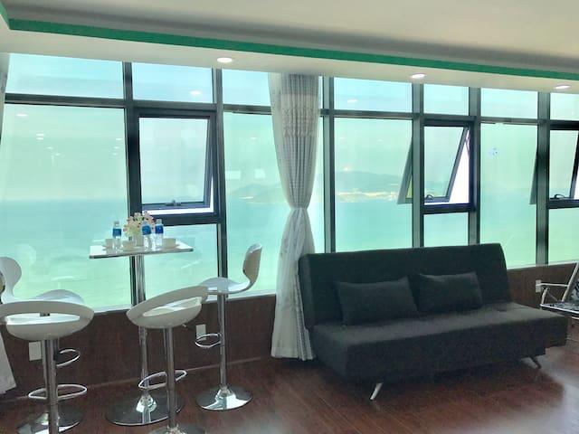 Ocean front view large apartment - Нячанг - Квартира