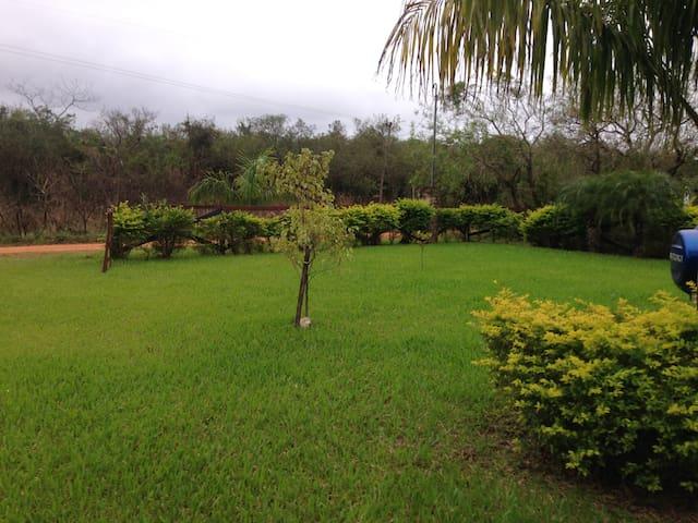 Alojamiento en Paraguay - San Bernardino - Casa