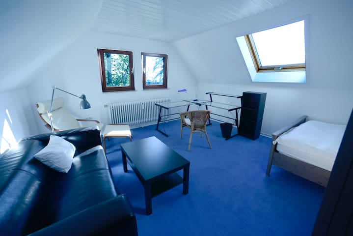 Charmantes Zimmer in Esslingen - Esslingen am Neckar - Rumah