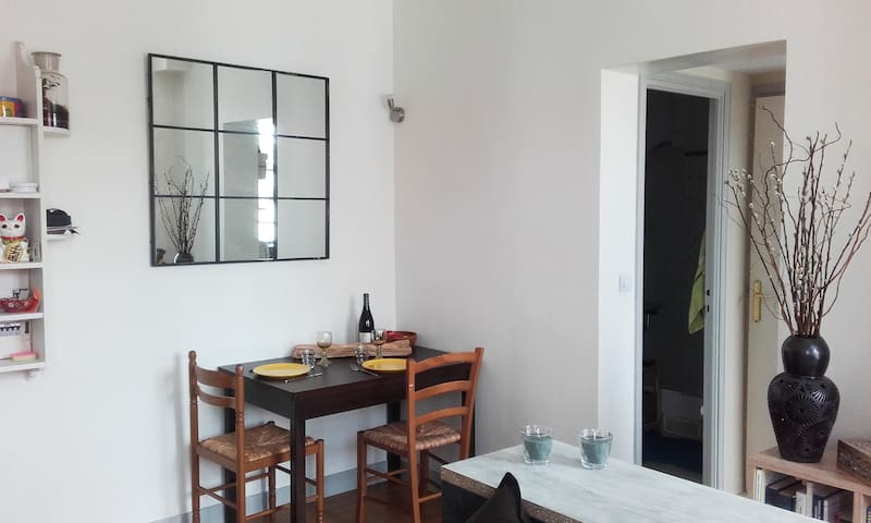 Charming flat walking distance from Tour Eiffel - 巴黎 - 公寓