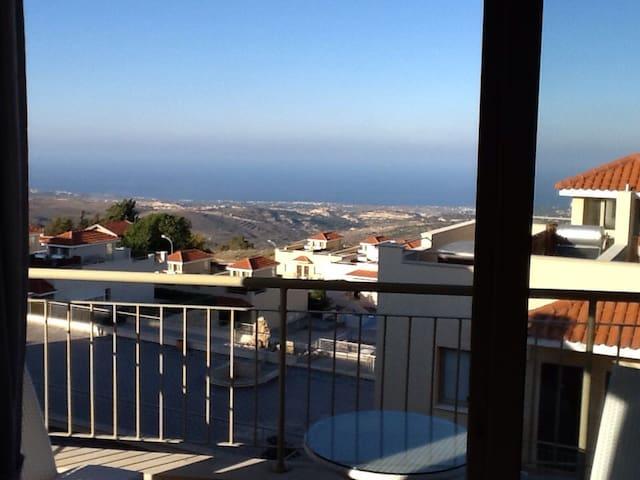 Latchi panorama penthouse apartment - Drouseia - Apartament