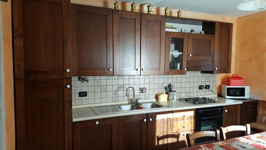 "Appartamento ""da Bruna"" - Pragelato - Departamento"