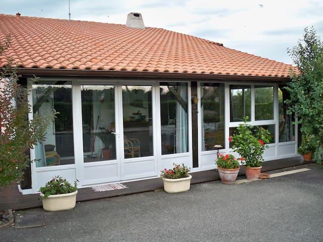 maison plus jardin - Hinx - Hus
