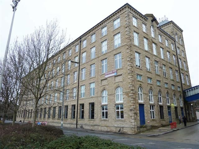 Glista Mill Skipton - central location - Skipton - Appartement