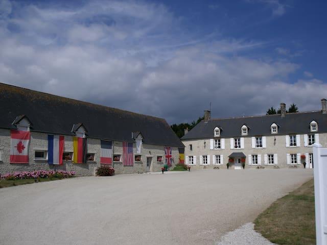 Gîte 4 Km de Sainte Mère Eglise - Turqueville
