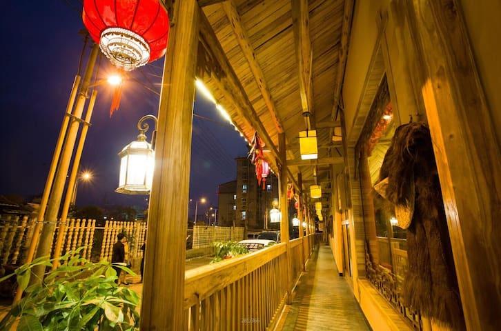 土家吊角楼 - Zhangjiajie - Villa
