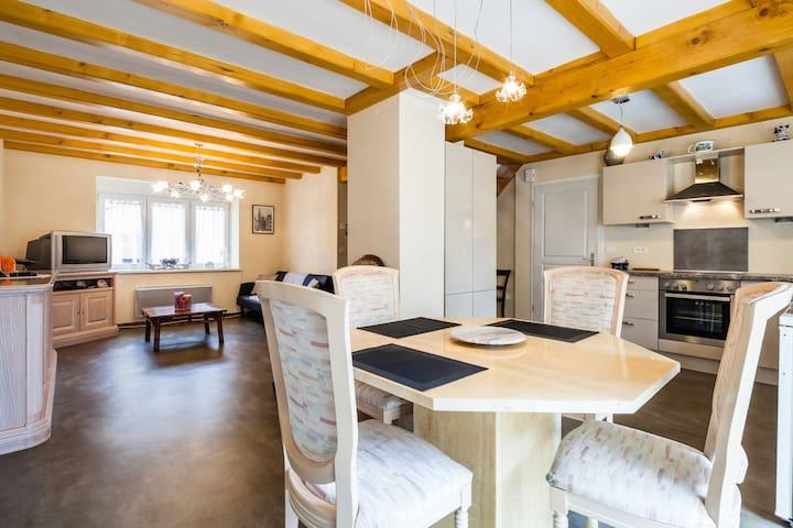 Maison 100 m2 en Alsace au pied des Vosges - Urmatt - Ev