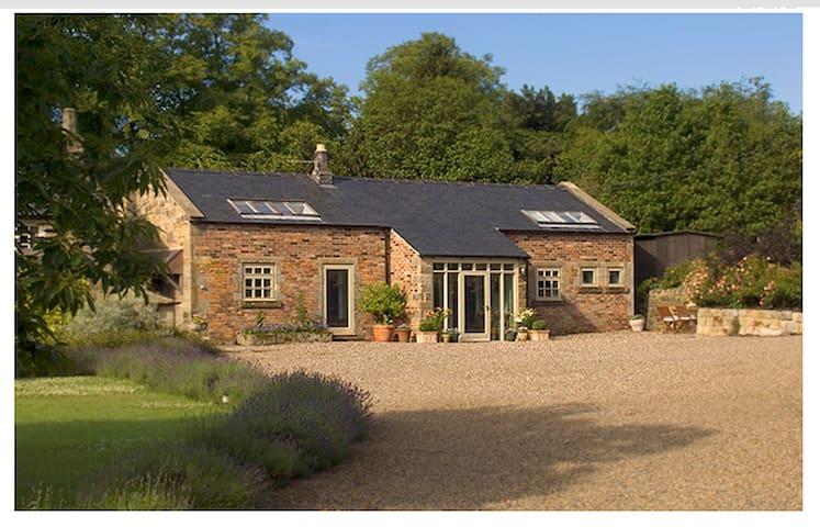 Country Cottage near Corbridge - Hexham - Huis