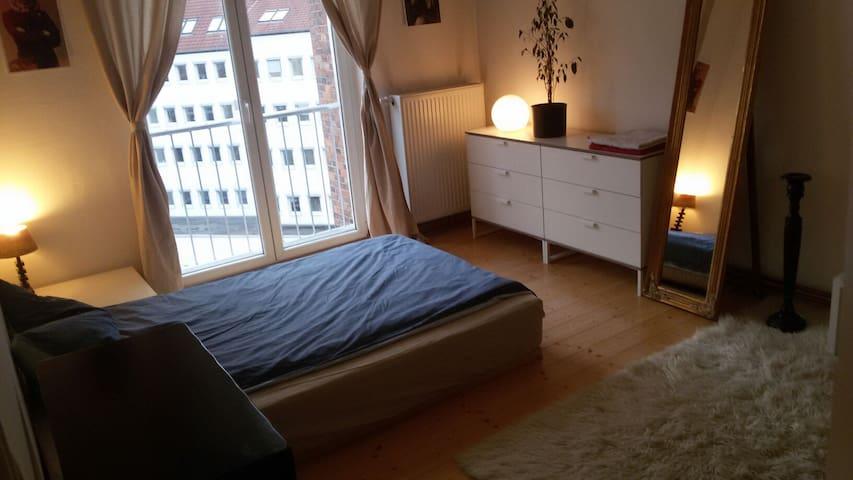 Living in lovely Linden! - Hannover - Leilighet