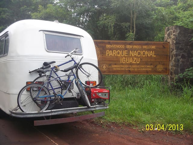 Motorhome, 3 - 4 people. Driver included - Buenos Aires - Wohnwagen/Wohnmobil