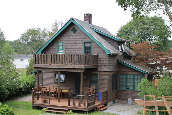 Waterfront Cottage with Dock - Stonington - Σπίτι