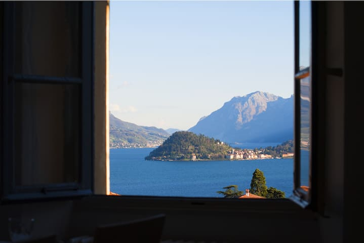 COMO LAKE, HOUSE WITH A GREAT VIEW! - Menaggio