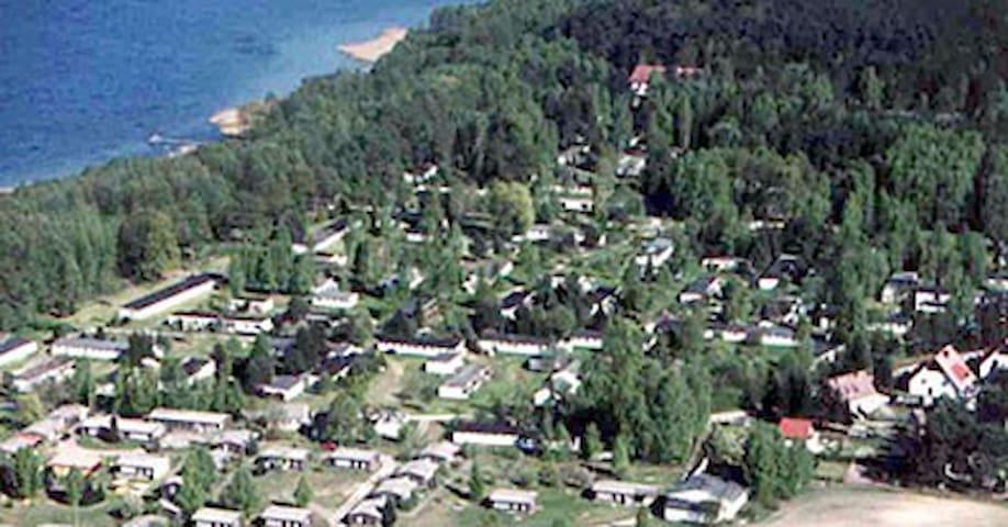 Ferienwohnung für 2-4, Grimnitzsee (Joachimsthal) - Joachimsthal - 平房