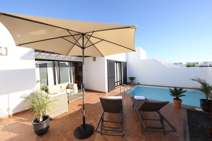 Fantastica villa en Playa Blanca - Yaiza - Appartement