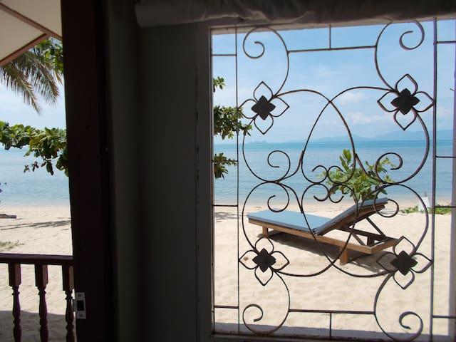 Simple Classic Beachfront bungalow  - Ko Samui - Banglo