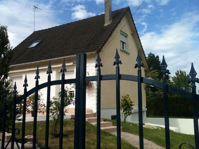 La maison du Wellness - Saint-Sulpice - 別荘