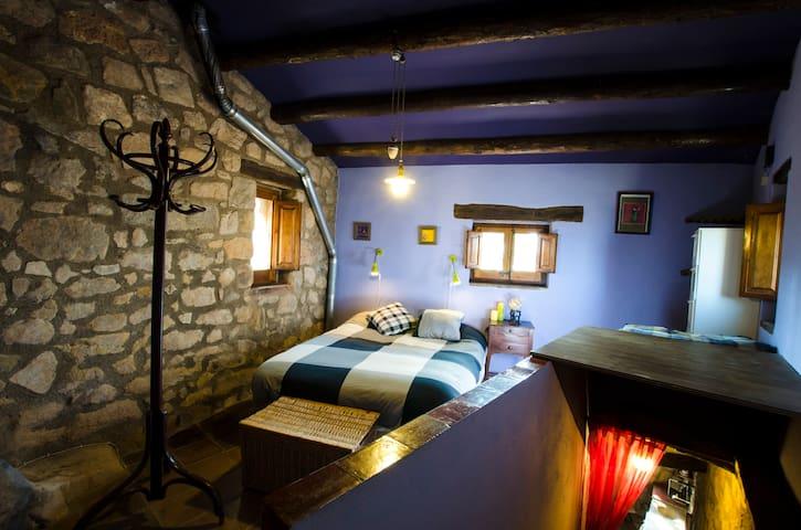Picturesque house near Siurana - Cornudella de Montsant - Talo
