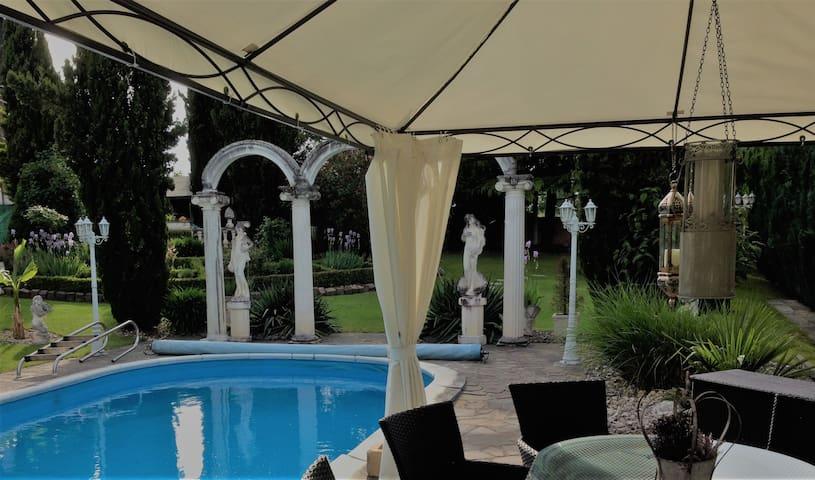 La-Suite Exclusive with Outdoorpool - Sinzheim - Dom