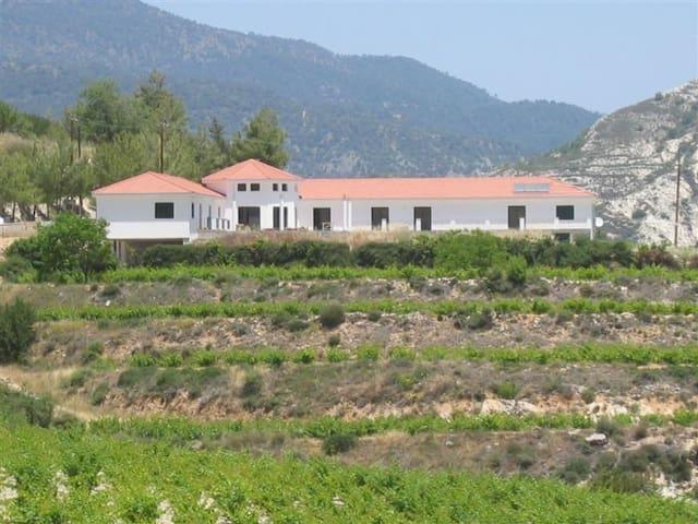 Cyprus Koilani Gardens App. 5 - Koilani - Dům