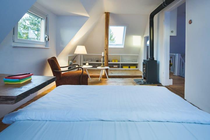 WHITE ROOM - Bad Friedrichshall - Rumah