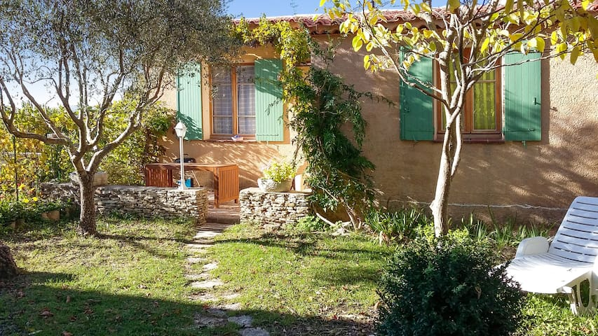 Village house in the Luberon w WiFi - Revest-des-Brousses - Casa