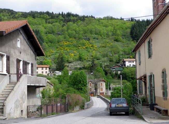 """Maison au """" Verger de Bravais """" - Vocance"""