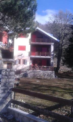 VILLA PICCHIO GIALLO - Rieti - Casa de campo