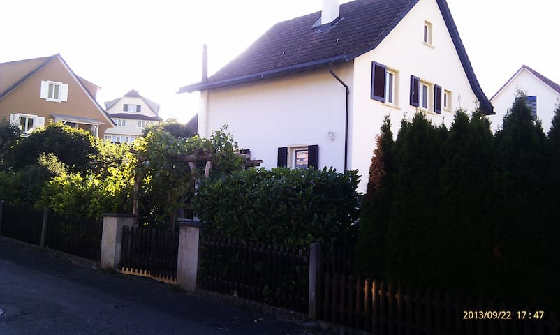 a nice old house - Lausen - Ev