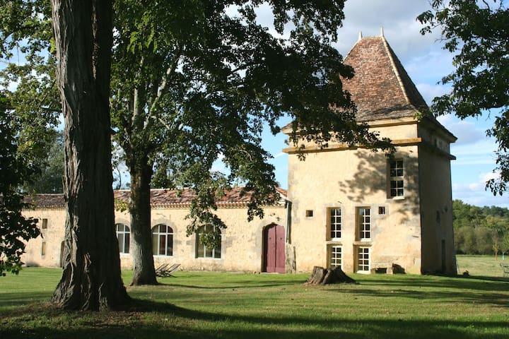 La suite du Pigeonnier - Frontenac - Huis