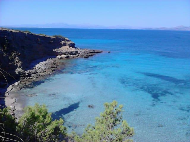 Apartamento en Colonia de San Pedro (Mallorca). - Colonia de Sant Pere - Daire