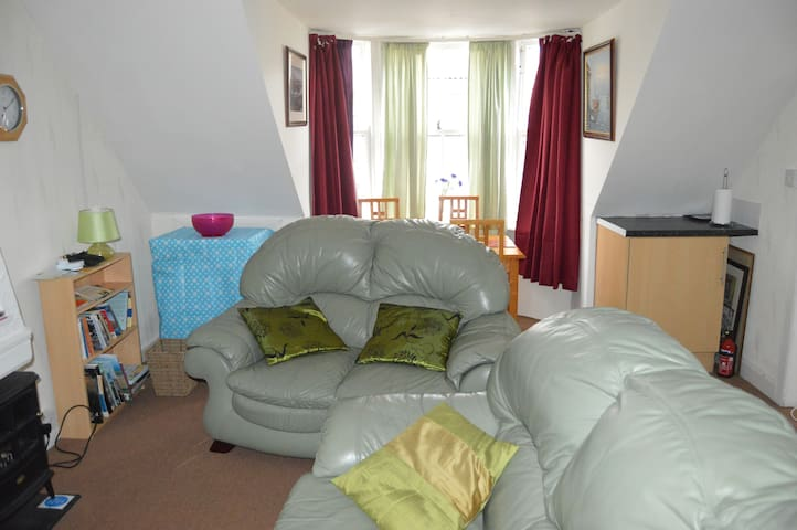 Central One Bedroom Holiday Apartment - Dunfermline - Appartement