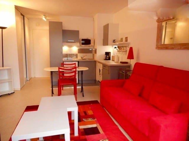 Beau studio en bord de mer - Blonville-sur-Mer - Lägenhet